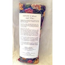 Lavender Heat Pillow